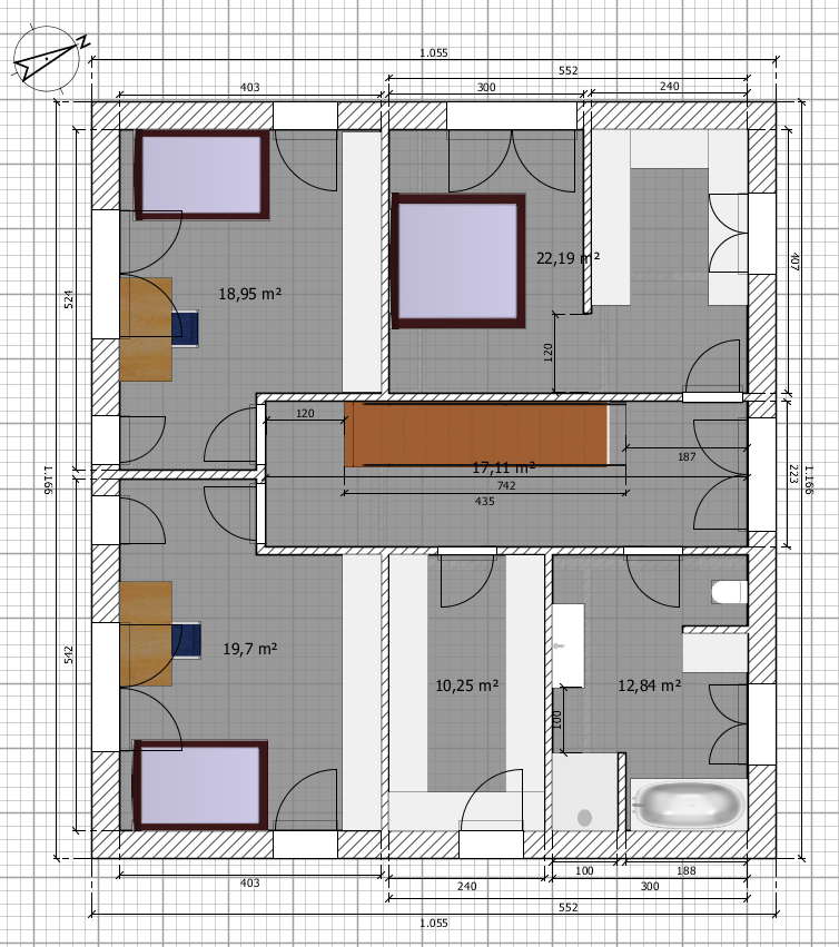 1 1 2 Geschossiges Haus Unsere H 228 User 1 5 Geschossig Lub Gmbh