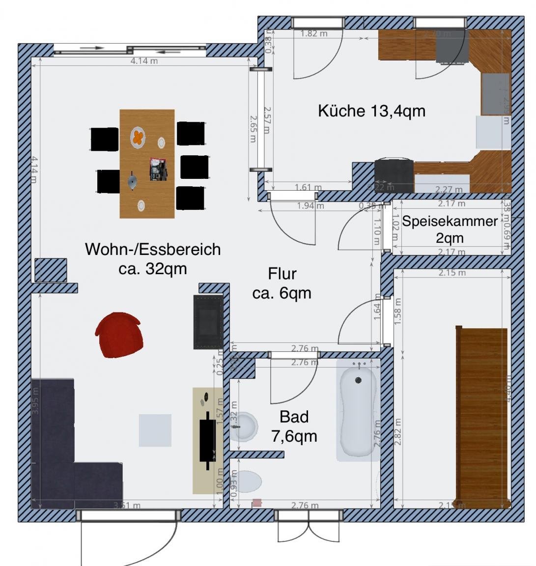 Zweifamilienhaus Zu Einfamilienhaus Grundriss Sinnvoll