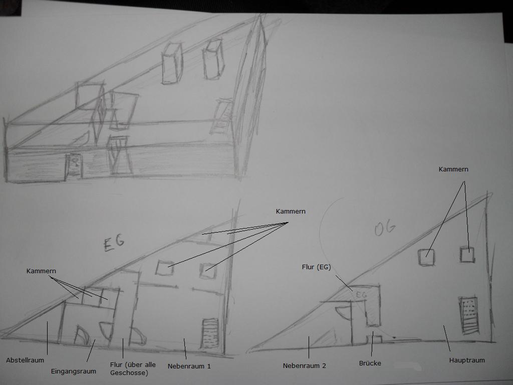 Innenraumgestaltung aufgabe for Innenarchitektur vollmer