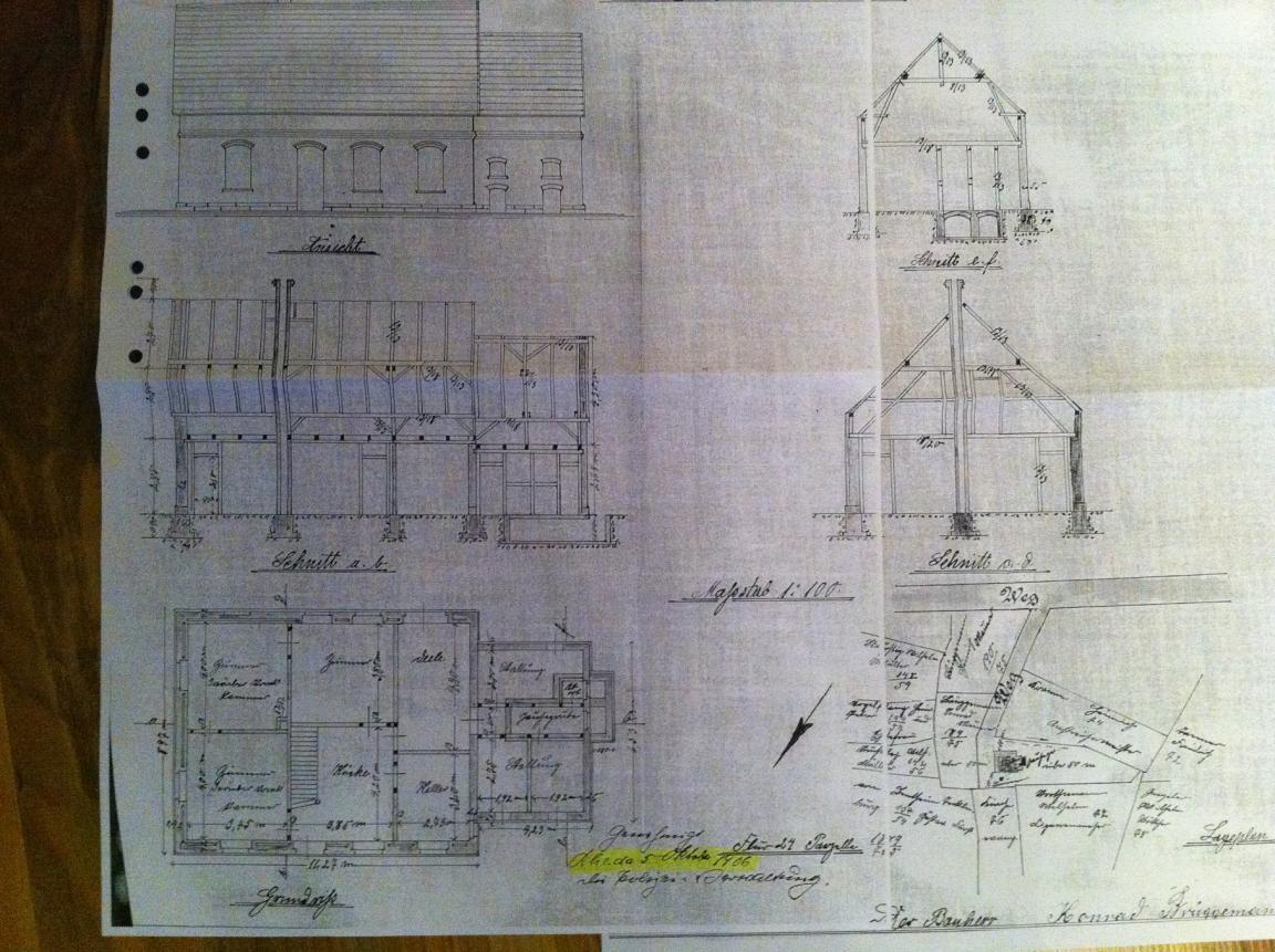 Raumaufteilung lteres einfamilienhaus von 1906 for Raumaufteilung einfamilienhaus neubau