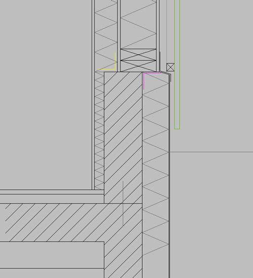 Holzrahmenbau details sockel  holzrahmen auf sockel - tektorum.de