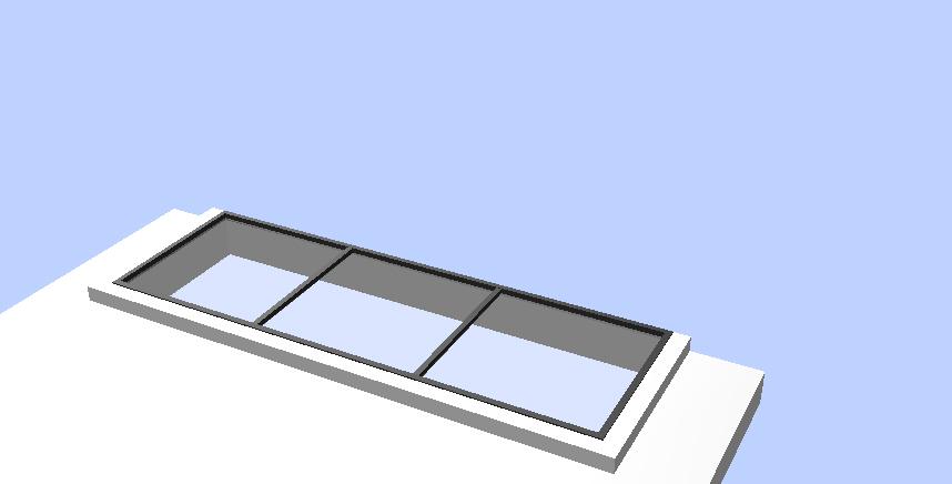 Dachfenster detail flachdach  Dachfenster auf Betonflachdach - tektorum.de