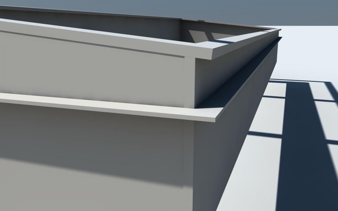 dachfenster auf betonflachdach. Black Bedroom Furniture Sets. Home Design Ideas