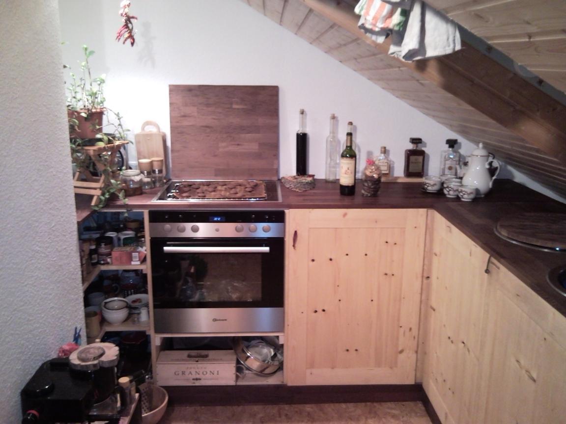 weis wer wie man küchenblock unter dachschräge? - tektorum.de