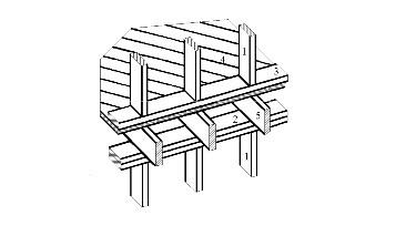 Holzrahmenbau konstruktion  Auskragungen Holzrahmenbau - tektorum.de