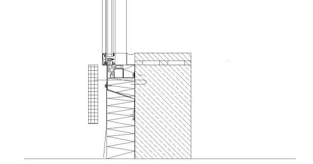 Fenster außen detail  Wärmebrücke? - tektorum.de