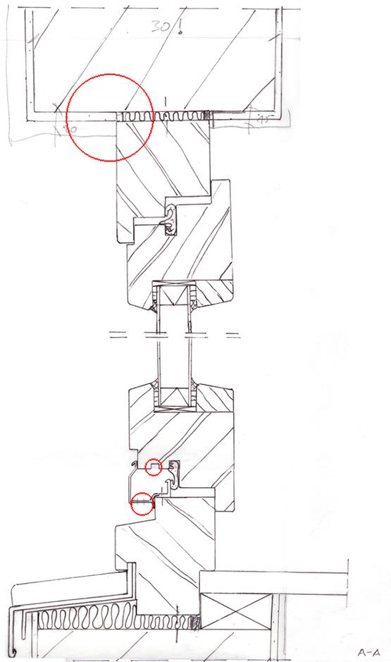Probleme bei details der details for Fensterdetail