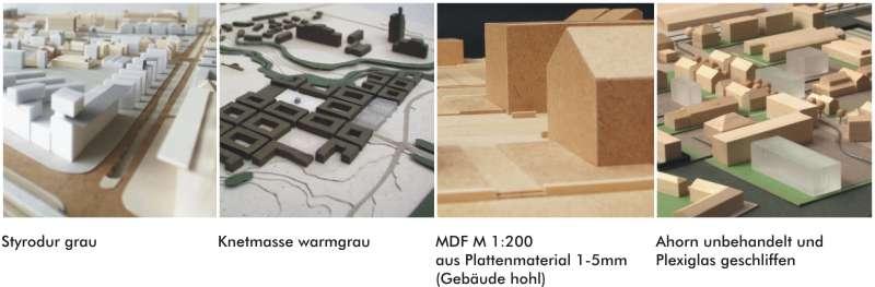 modellbau st dtebau. Black Bedroom Furniture Sets. Home Design Ideas